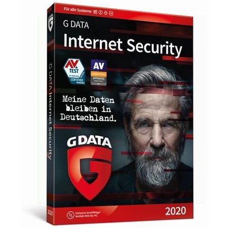 G Data Internet Security 3pc