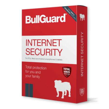 10PC BullGuard Premium Protection, 1year, Multi-device