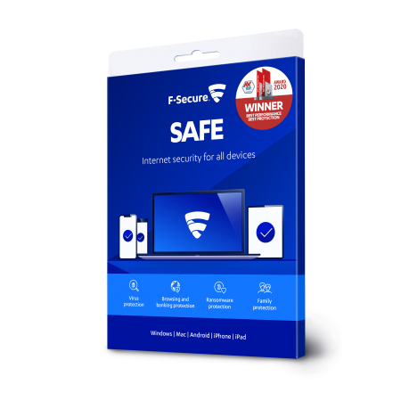SAFE Internet Security 1 PC