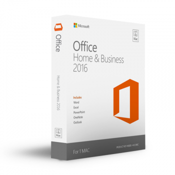 Office 2016 Home & Business - Retail